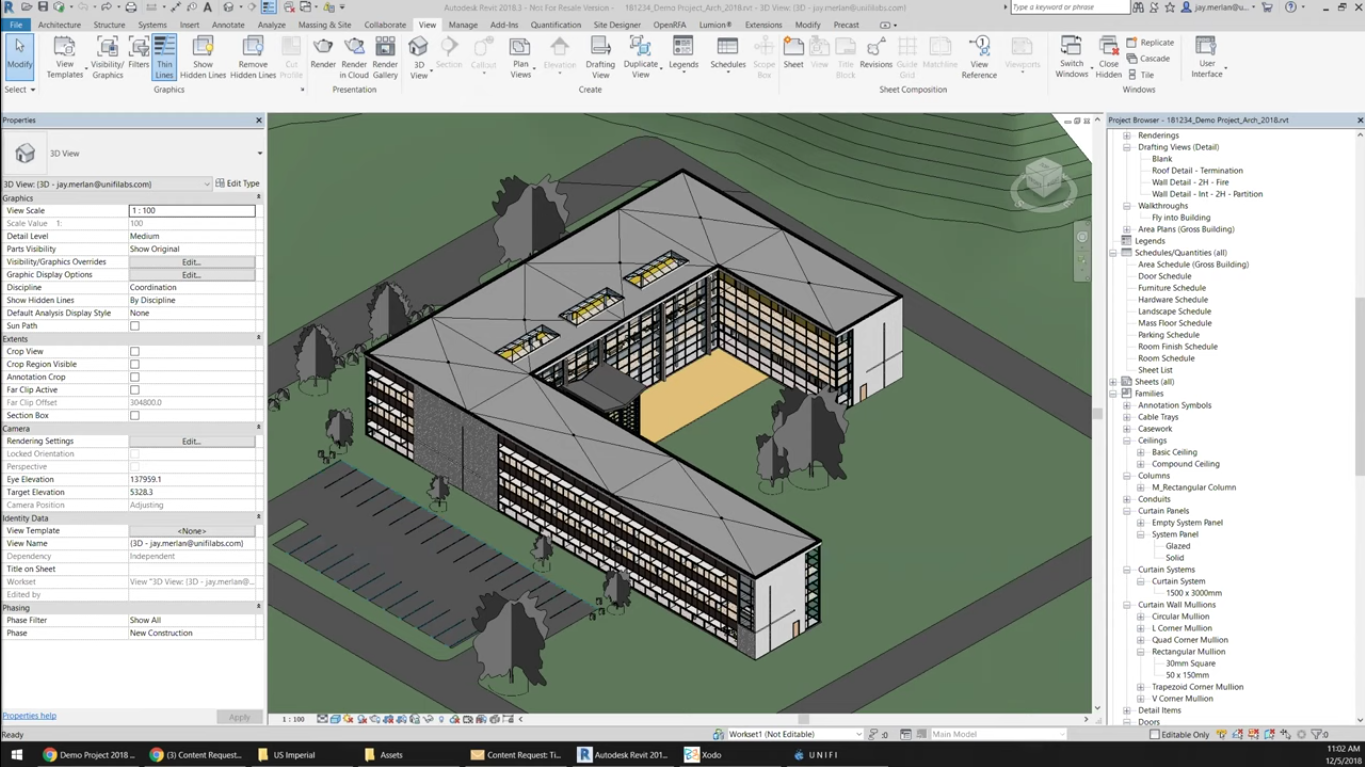 Improve your BIM Content Management